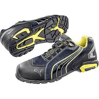 Safety shoes S1P Size: 46 Black, Blue, Yellow PUMA Safety Metro Protect 642730 1 pair