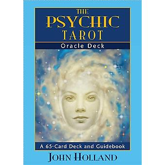 The Psychic Tarot Oracle Deck (Cards) by Holland John