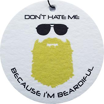 Beardiful - Blonde Car Air Freshener