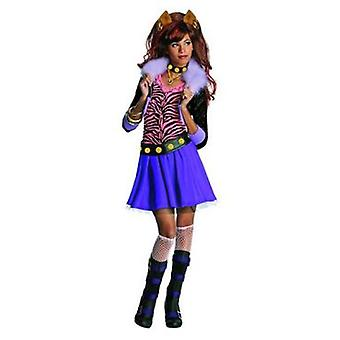 Rubie's Child Costume Clawdeen Wolf (Costumes)
