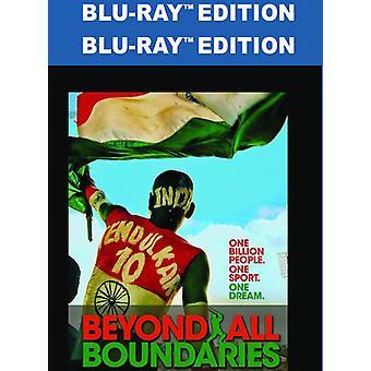 Ud over alle grænser [Blu-ray] USA import