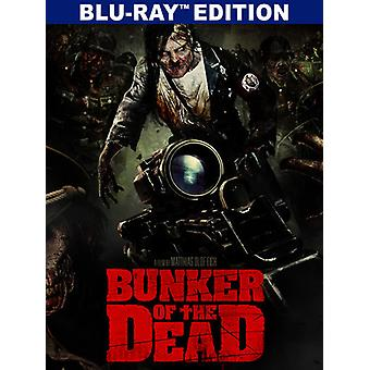 Bunker of the Dead [Blu-ray] USA import