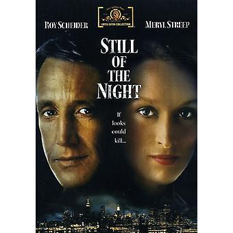 Todavía de la noche [DVD] los E.e.u.u. la importación