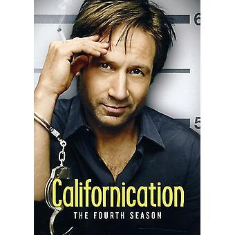 Californication: Sæson 4 [DVD] USA import