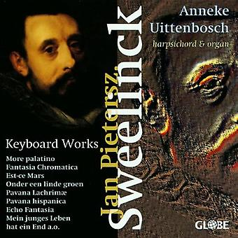 J.P. Sweelinck - Sweelinck: Keyboard Works [CD] USA import