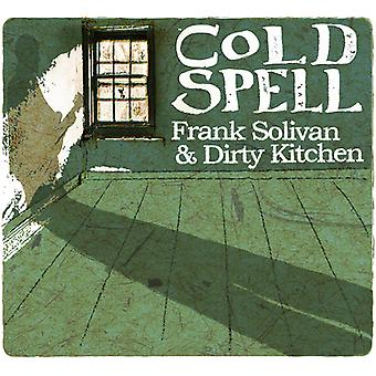 Frank Solivan & beskidte Kitchen - kuldeperiode [CD] USA import