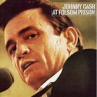 Johnny Cash - At Folsom Prison [CD] USA import