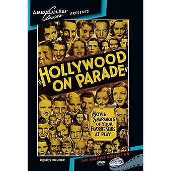 Hollywood on Parade [DVD] USA import