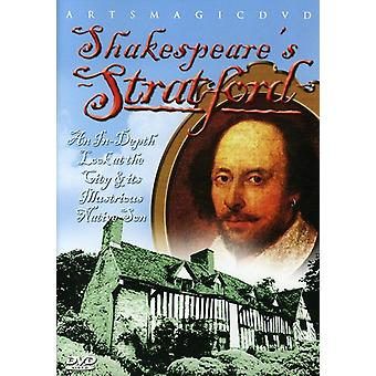 Shakespeares Stratford [DVD] USA import