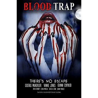 Blood Trap [DVD] USA import