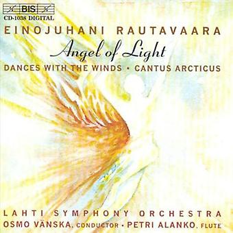 E. Rautavaara - Einojuhani Rautavaara: Angel of Light; Dances with the Winds; Cantus Arcticus [CD] USA import