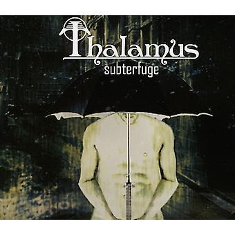 Thalamus - kneb [CD] USA importerer
