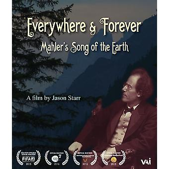 Everywhere & Forever: Mahlers Song of the Earth [Blu-ray] USA import