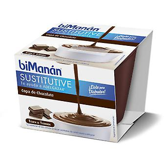 Bimanan 210 g Chocolate Cup (Dietetics and nutrition , Diet and weight control)