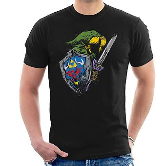 Zelda Hyrule Warrior Men's T-Shirt