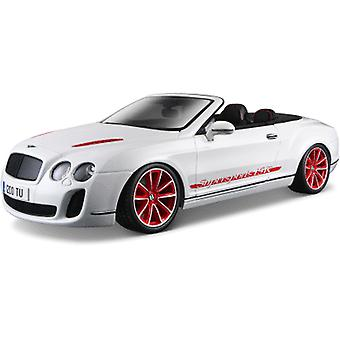 Burago Bentley Continental Supersports Convertible Isr