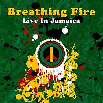 Breathing Fire-Live in Jamaica - Breathing Fire-Live in Jamaica [CD] USA import