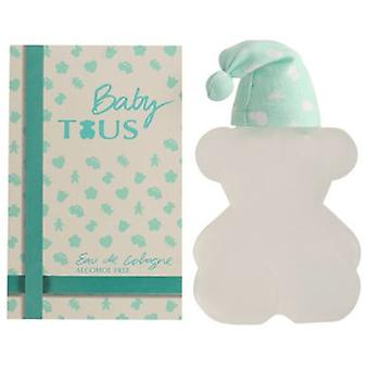 Tous Baby Eau de Cologne 100 ml Sin Alcohol (Childhood , Cosmetics , Colonies)