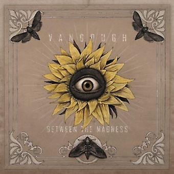 Vangough - Between the Madness [CD] USA import