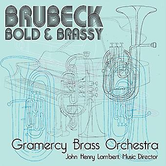 Grammercy messing Orchestra - Brubeck en messing [CD] USA importeren