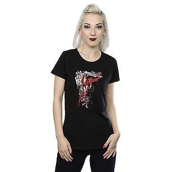 Verwonder u vrouwen Elektra Assassin T-Shirt