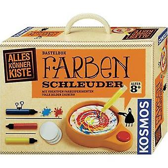Arts & Craft kit Kosmos Farben-Schleuder 604097 8 years and over