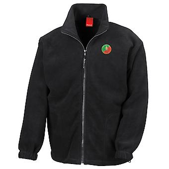 French Foreign Legio L_gion ãtrangre Embroidered Logo - Full Zip Fleece