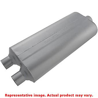 Flowmaster Performance Muffler - 70 Series Big Block II 524703 2.25in Dual In /