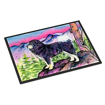 Carolines Treasures  SS8528MAT Tibetan Mastiff Indoor Outdoor Mat 18x27 Doormat