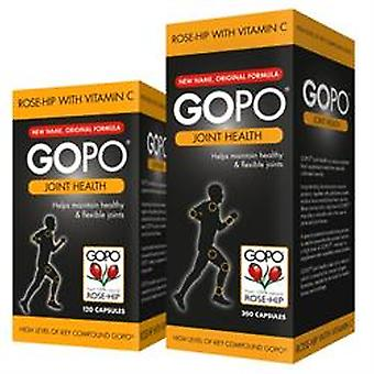 GOPO, Joint Health, 200 capsules