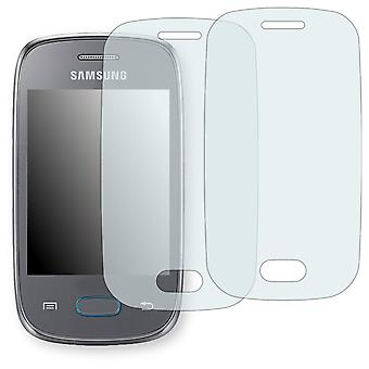 Samsung S5312 Galaxy Pocket neo duos display protector - Golebo-semi Matt protector