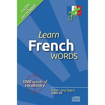 Learn French Words (Audio CD)