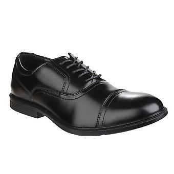 Hush Puppies Donny Mainstreet Mens Lace Up formele Oxford schoenen