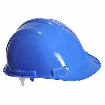 sUw - Site veiligheid werkkleding PP veiligheid helm Hard Hat--verstelbaar