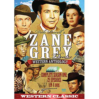 Zane Grey Western Theater: Complete Season One [DVD] USA import