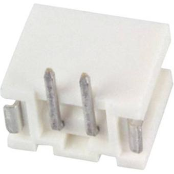 JST B4B-ZR-SM4-TF (LF)(SN) Built-in pin strip (precision) ZR Total number of pins 4 Contact spacing: 1.50 mm 1 pc(s)