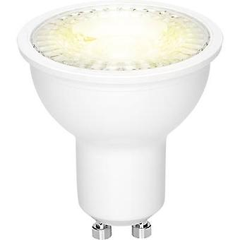 Reflector de LED GU10 de 3.6 de W = 38 W Warm white (Ø x L) 50 mm x 54 mm EEC: a + Sygonix 1 PC