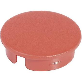 Cover Red Suitable for 10 mm rotary knob OKW A411