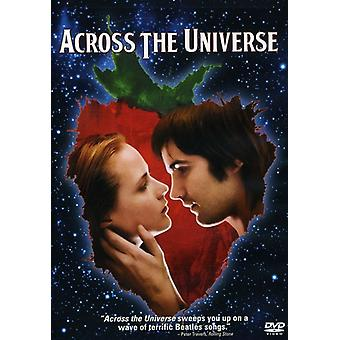 Across the Universe [DVD] USA import