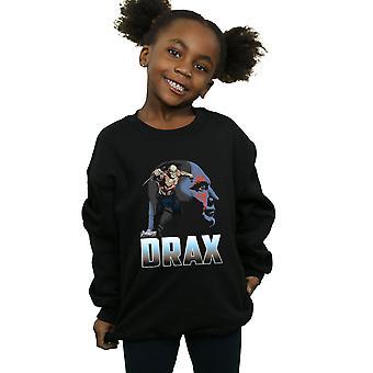 Marvel Girls Avengers Infinity War Drax Character Sweatshirt