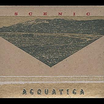 Scenic - Acquatica [CD] USA import
