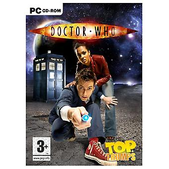 Dr Who - Top Trumps (PC)
