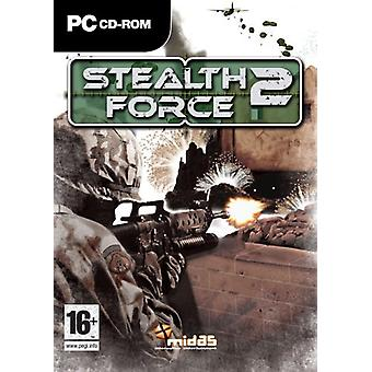 Stealth Force 2 (PC-CD)