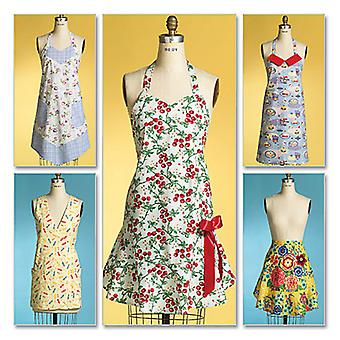 Aprons-All Sizes in One Envelope -*SEWING PATTERN*