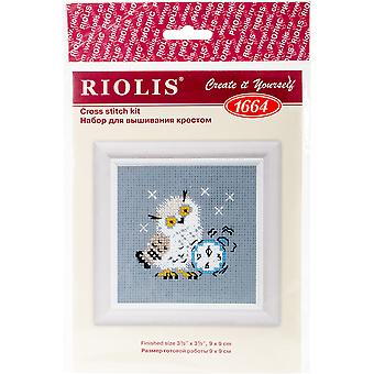 Riolis Counted Cross Stitch Kit 3.5