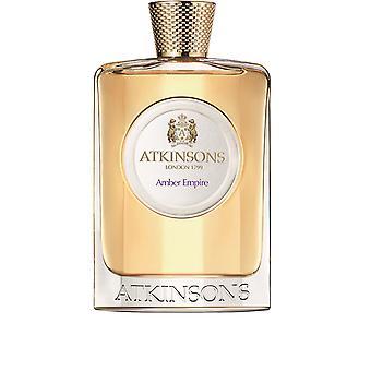 Atkinsons Amber Empire Eau de toilette 3,3 oz / 100ml ny i Box