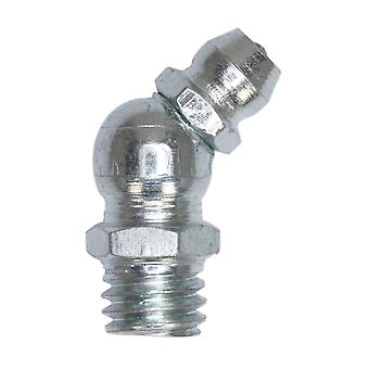 Sealey Gnm11 Grease Nipple 45� 8 X 1Mm Pack Of 25
