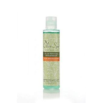 Aloe Vera gel 99,9 ACTIVE, calming and moisturizing 170ml.