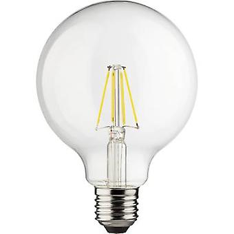Müller Licht LED EEC A++ (A++ - E) E27 Globe 8 W = 75 W Warm white (Ø x L) 95 mm x 140 mm dimmable, Filament 1 pc(s)