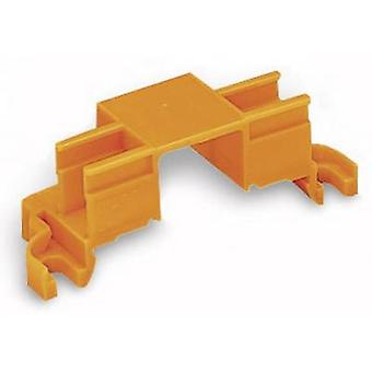 Mounting adapter WAGO 243-112 Orange 1 pc(s)